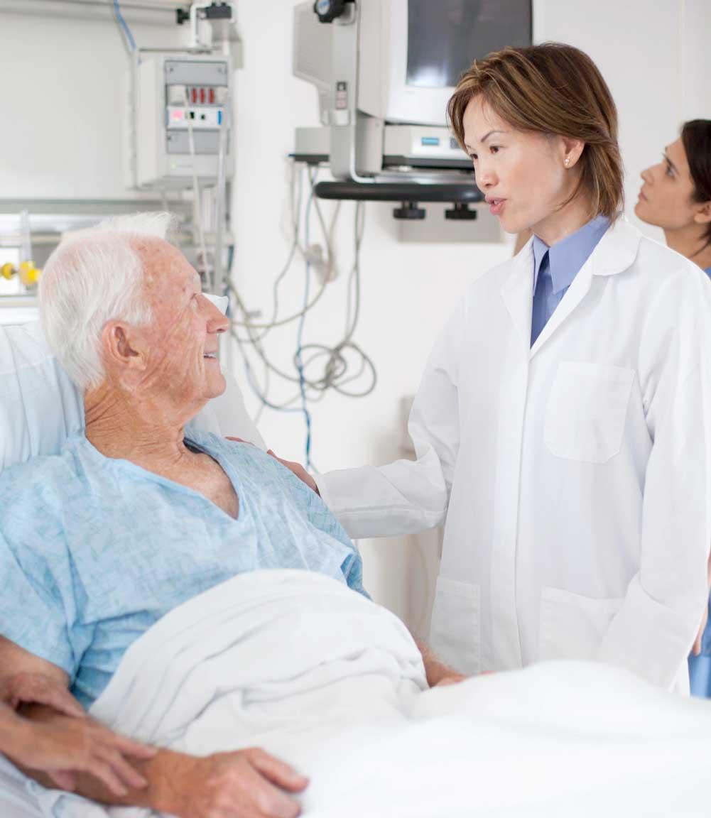 Activity: Periodic health examinations at nursing homes
