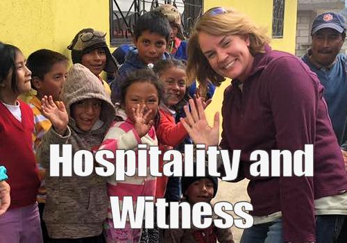 Hospitality and Witness
